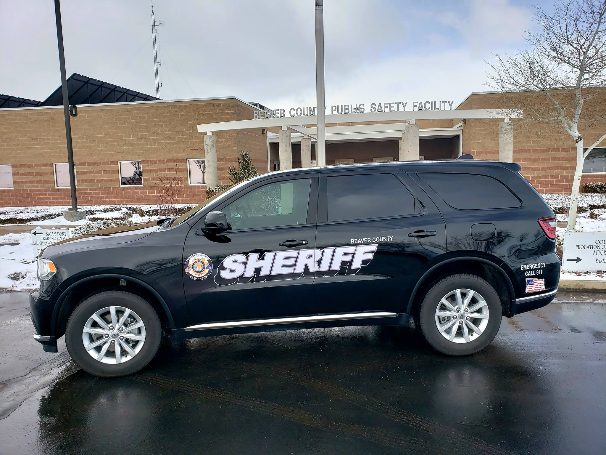 BCSO Patrol Vehicle